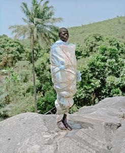 Statuette Nganga, Salé Laye, Guinea 2011