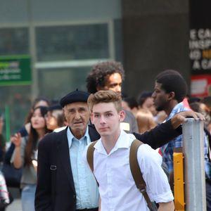 Youth & Age: Yonge/Dundas Square, Toronto