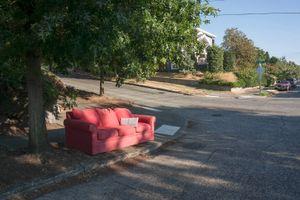 Abandoned Sofa #93