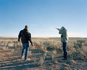 Zach, Rich, Remington Express Super Mag