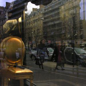 Window. Paris 8ème.2006