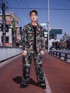 A Reserve Soldier, #3 © Jae-gu Kang