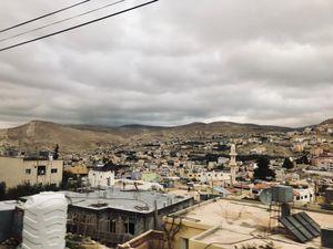 Cloudy day in  Jordan