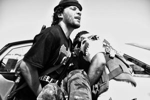 Ban Walid, LIBYA 2011