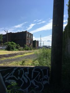 Abandoned Lackawanna Track