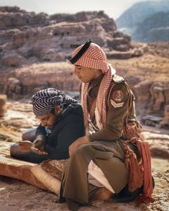 People Of Petra