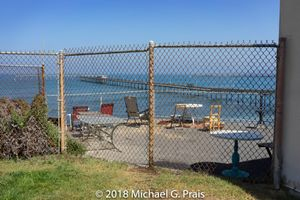Fence Chairs and Pier