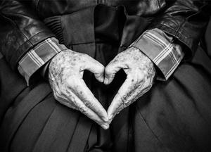 Charles Waterstreet Hands Love