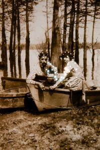 Lake Rousseau, 1931