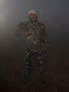 Fantassin de l'armée Indienne