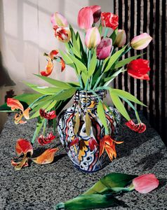 Tulips, 2010 © Daniel Gordon