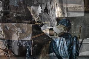 My stolen Vermeer IV. Pianist