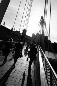 Silhouettes of London