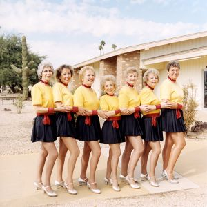 Tip Top Dancers, from the series Sun City © Peter Granser