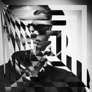 Calvin Geometric Portrait