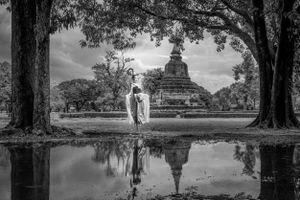 The angel from Sukhothai kingdom #2