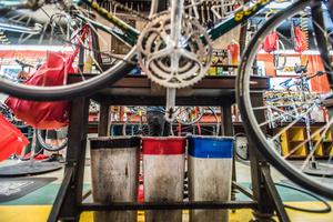 Business Participant: Bike Shop