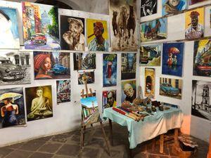 Gallery, Trinidad