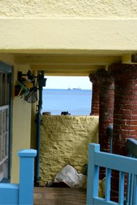 Seaside Cottage Porch