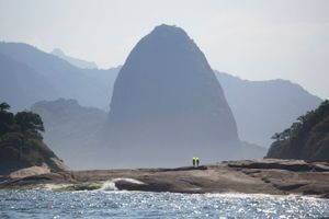 Niterói Beach (Rio de Janeiro / Brazil) / Nobody's Nobodies Serie