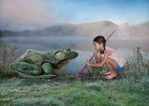 The Wonderful Frog