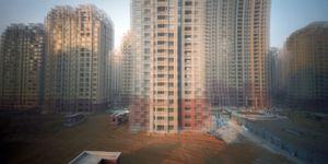 Mirage cities