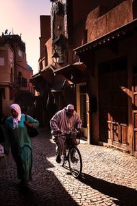 Marrakech's timeless fahion