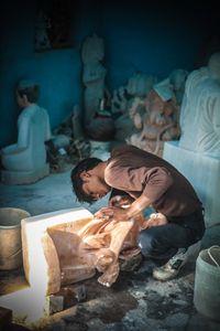 Rajasthani Craftsman