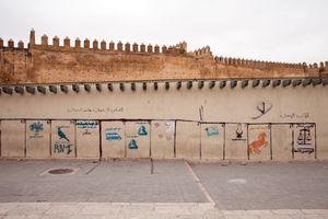 Voting station, Fez