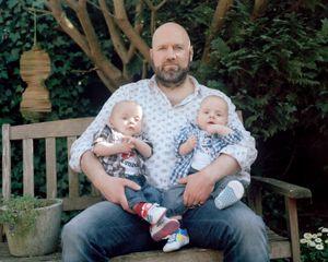 Erik, Morris & Dexter © Rob Philip