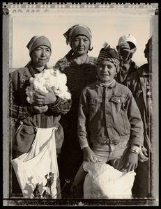 © Radek Skrivanek, Cotton pickers, Kazakhstan