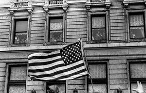 Flag, NYC, 1967