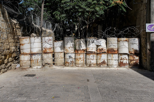 Barrels, Buffer zone