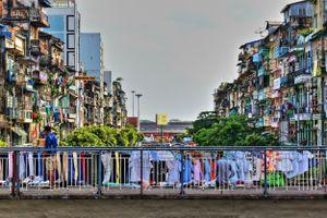 Yangon - Color of life