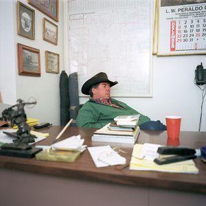 Steve Lucas, Grayson Ranch, Nevada