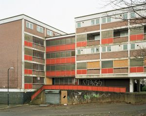 Harefield Estate. Southampton 2012. © Richard Chivers