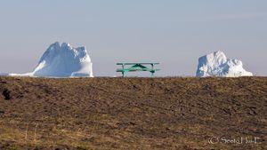 Iceberg series - Human Landscape 2