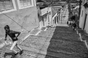 Escalinata de Padre Pico, 2014