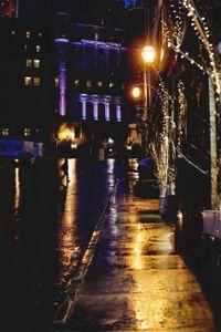 Quebec Night Rain #5