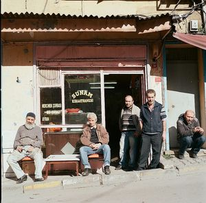 Khave Boyz © Gigi Roccati
