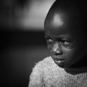 Portraits taken in Africa #6