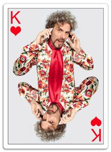 Planing Card - King of Hearts