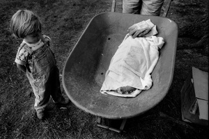 Bunny Burial  - 1995