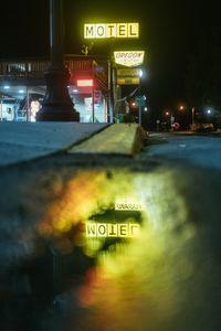 Upside Down Motel