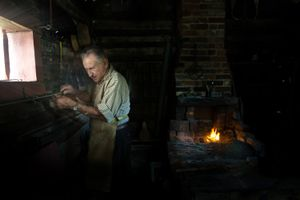 The Blacksmith.