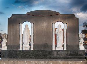 Ballymacormack Cemetery, Longford, Ireland.