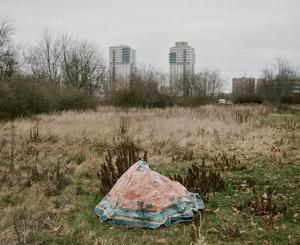"""aus der Serie """"Utopia"""" / Halle-Neustadt#2"""
