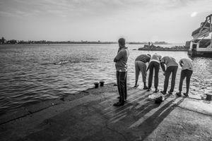 Sri Lanka - Swimming Lesson