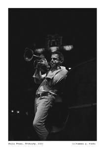 Paolo Fresu, live at JazzParade, Fribourg