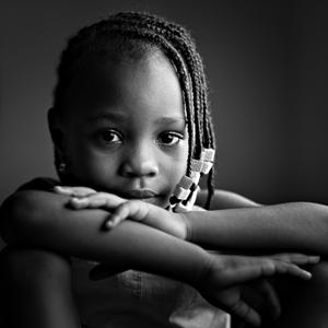Portraits taken in Africa #5
